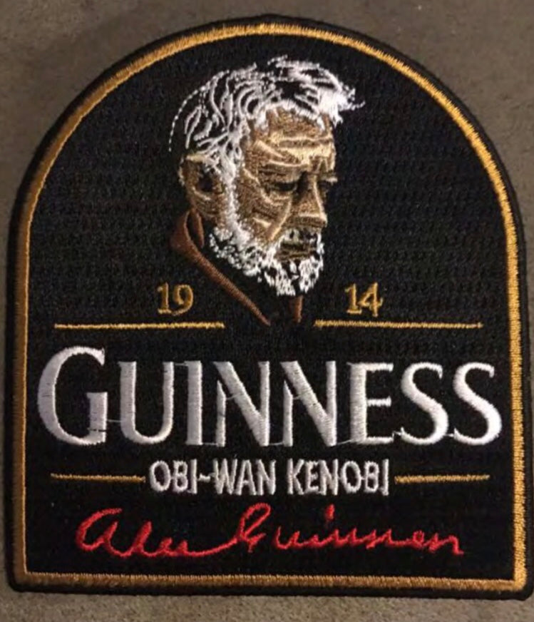 Alec Guinness Patch
