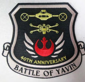 Battle of Yavin Patch