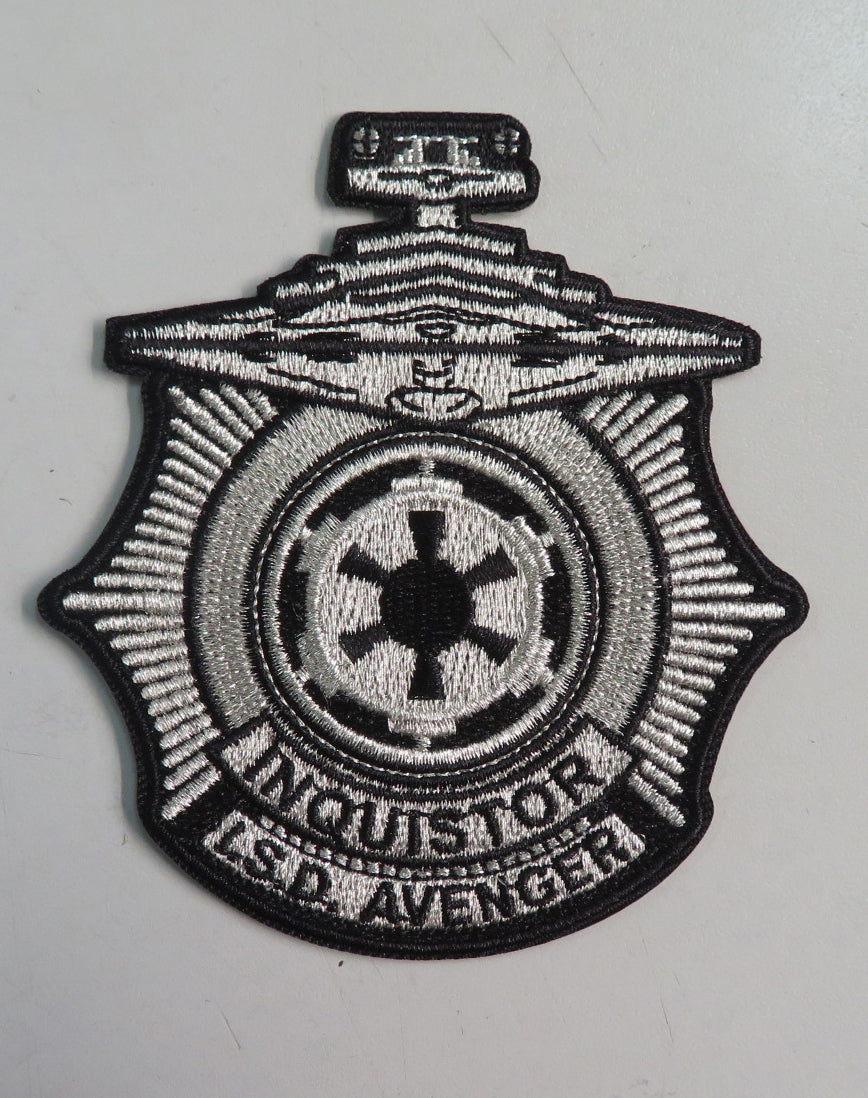 Inquisitor Avenger Star Destroyer Patch