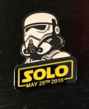 Load image into Gallery viewer, Patrol Trooper Pin