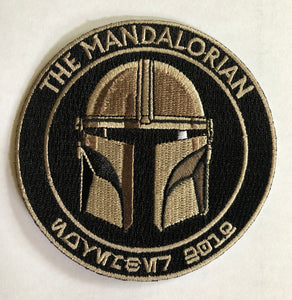 Mandalorian Patch
