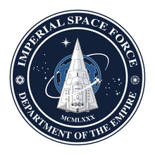 Load image into Gallery viewer, IMPERIAL SPACE FORCE 5 Sticker Set
