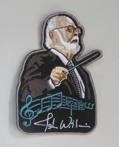 "John Williams ""The Maestro"" Patch"
