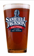 Load image into Gallery viewer, Samuel L Jackson Pint Glass