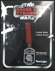 TIE Bomber: The Order Of Tyranny