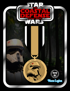Coastal Defense Scarif Medal