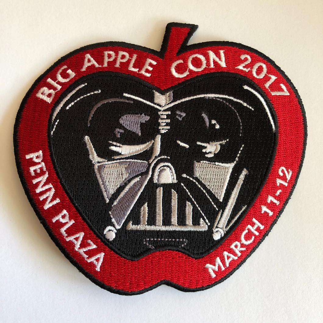 Vader Big Apple Comic Con Patch