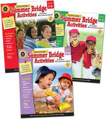 Summer Bridge Activity Books