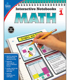 Interactive Notebooks: Math Resource Book First Grade