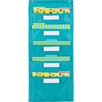 File Folder Storage 5 Pocket Chart