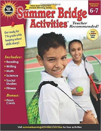 Summer Bridge Activities Grade 6-7 (FV)