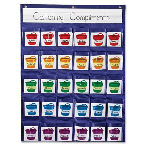 Bucket Filler Pocket Chart - Supplies by Teachers