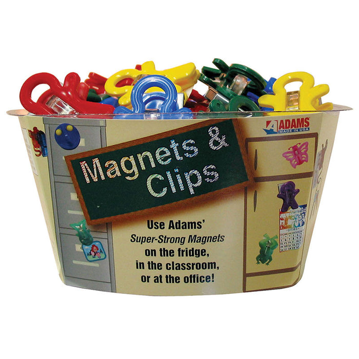 Magnet Man Tub Of 40