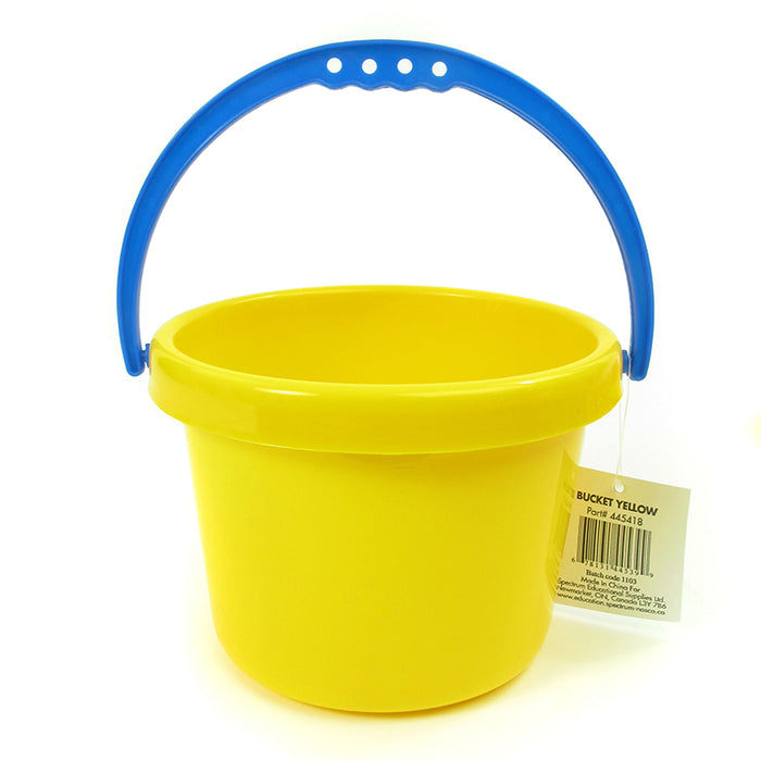 Small Yellow Bucket - Supplies by Teachers