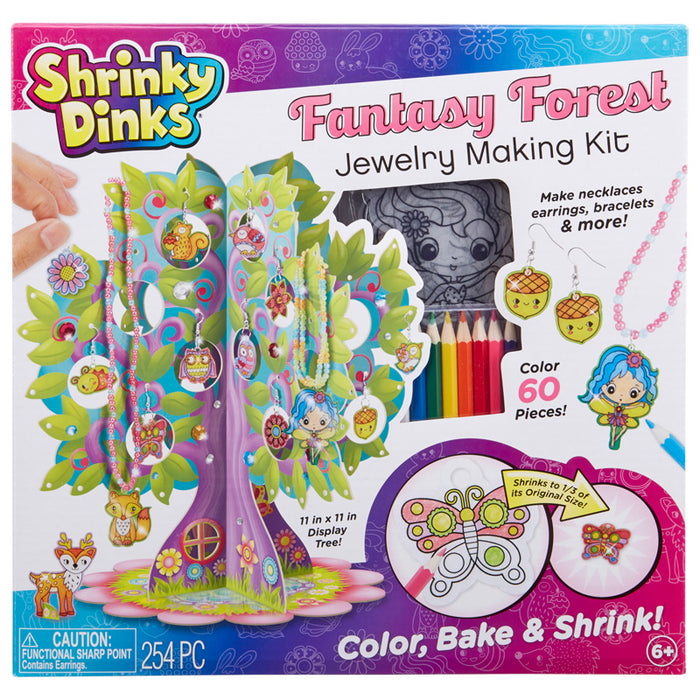 Shrinky Dinks Fantasy Forest - Supplies by Teachers
