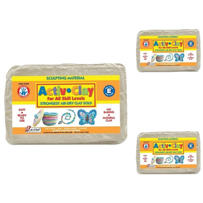 Activ-Clay White 10 Lb. - Supplies by Teachers