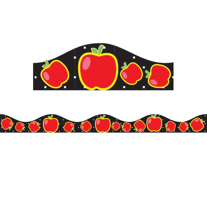 Magnetic Border Apples