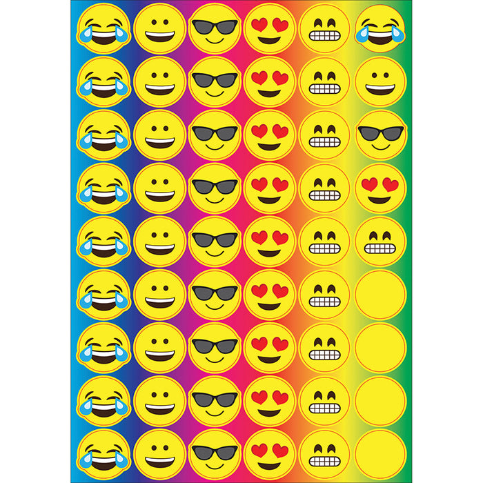 Foam Math Manipulative Emoji Countr