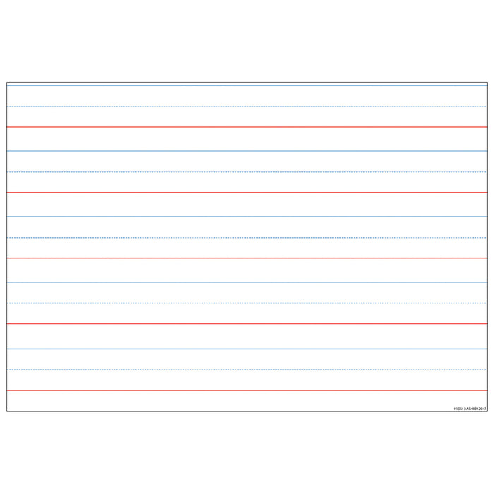 Handwriting 13x19 Smart Poly Chart - Supplies by Teachers