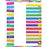 Growth Mindst Emoji 17x22 Smart Poly - Supplies by Teachers