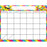 French Calendar Dry Erase Glossy 45 Smart Chart Surface 17x22 - Supplies by Teachers