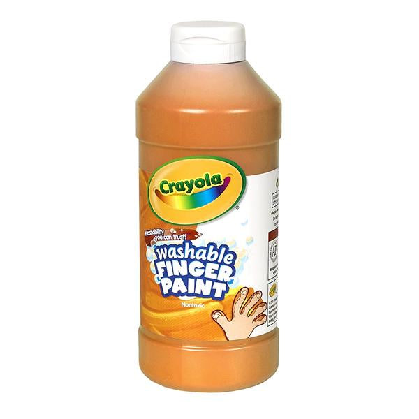 Washable Fingerpaint 16oz
