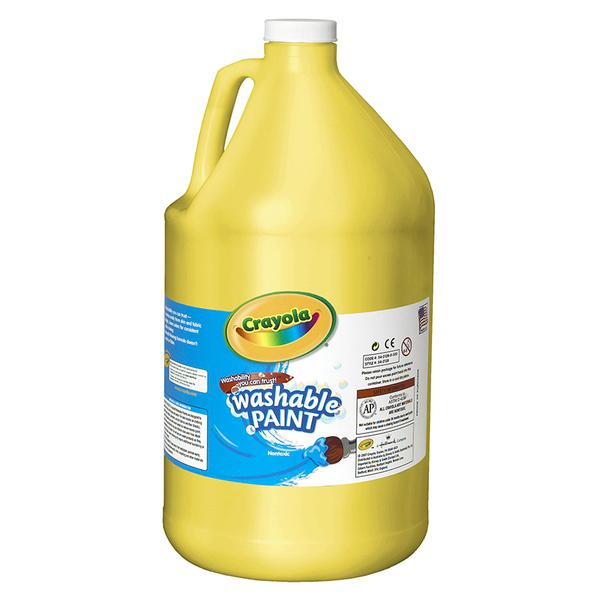 Washable Paint Gallon