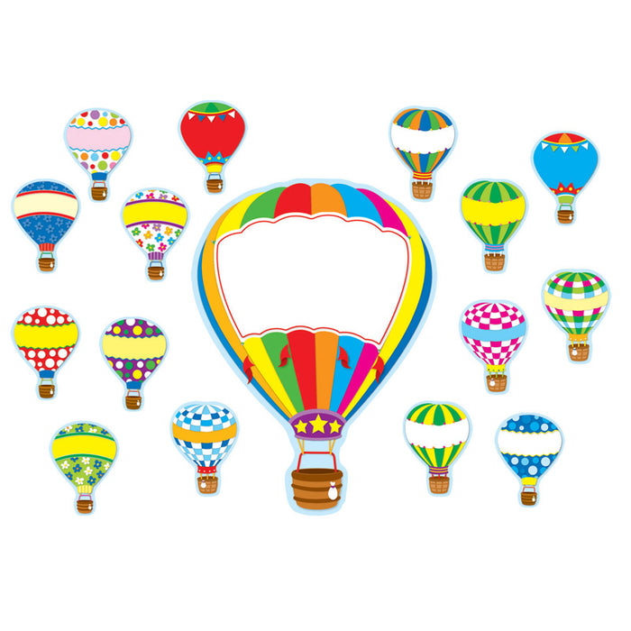 HOT AIR BALLOONS BB SET