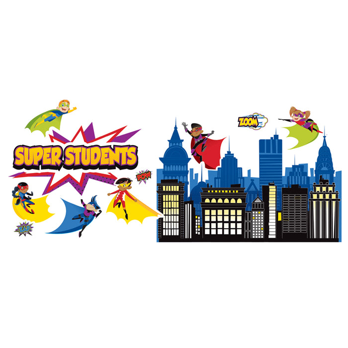 SUPER POWER SUPER KIDS BB SET