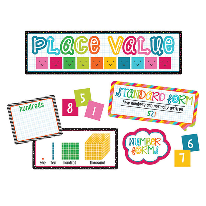 School Pop Place Value Bb Set