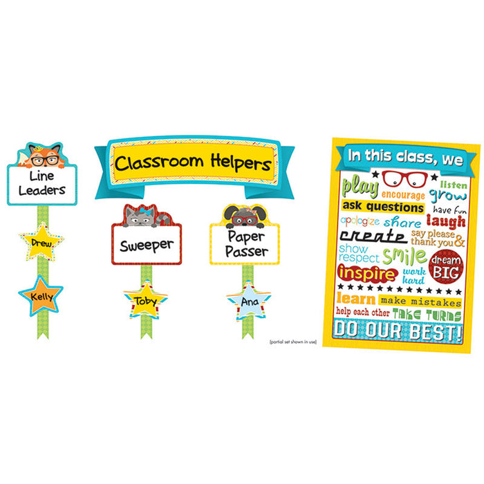 HIPSTER CLASSROOM MANAGEMENT BB SET