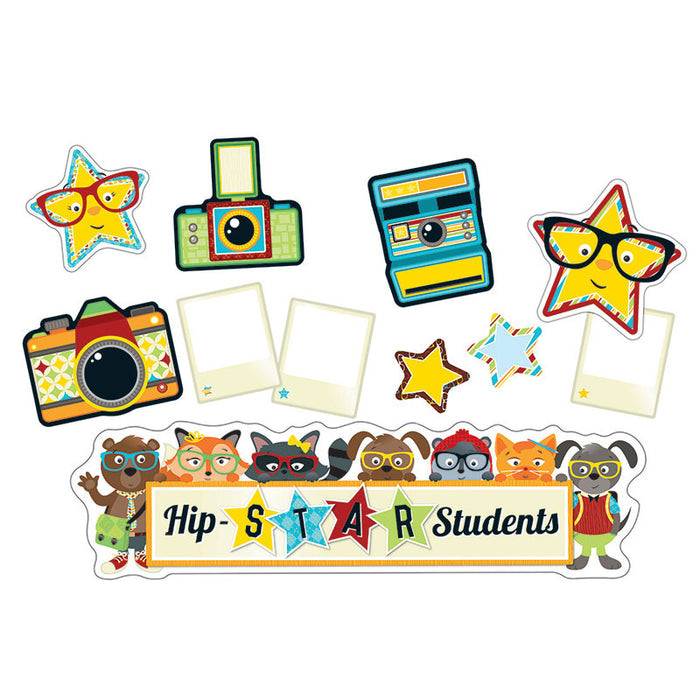 HIPSTER HIP-STAR STUDENTS BB SET