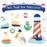 SET SAIL FOR SUCCESS BBS GR PK-5 DECORATIVE
