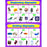 Beginning And Ending Digraphs Chartlet - Supplies by Teachers