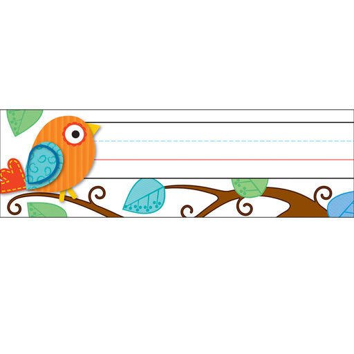 Boho Birds Desk Name Plates