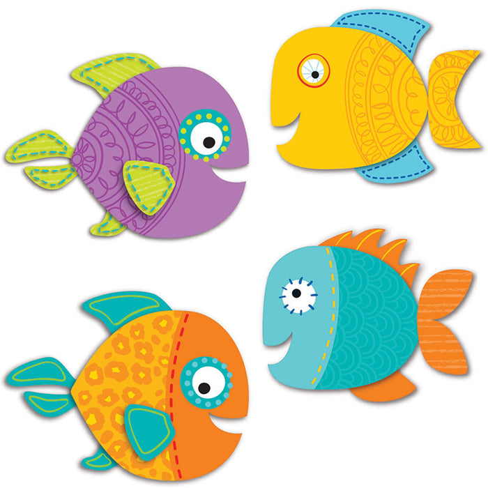 Fish Cut Outs