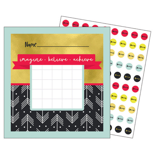 Aim High Mini Chart - Supplies by Teachers