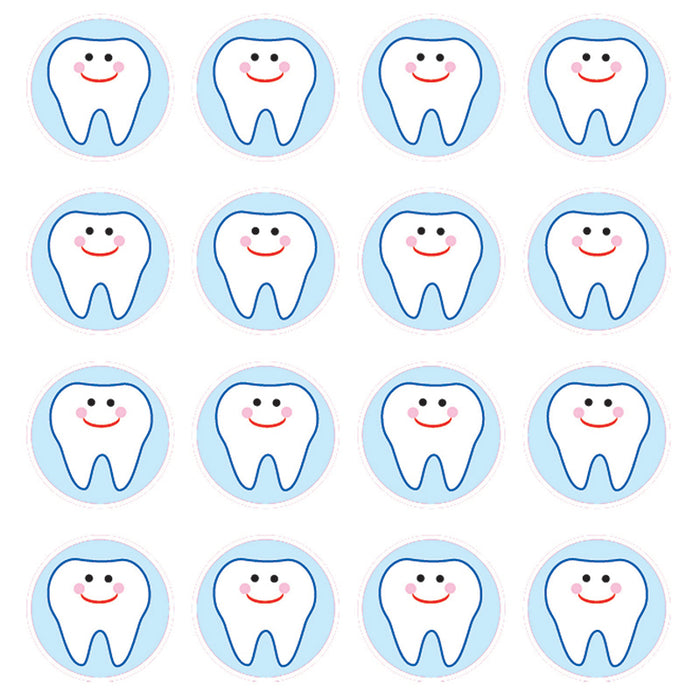 TEETH STICKERS