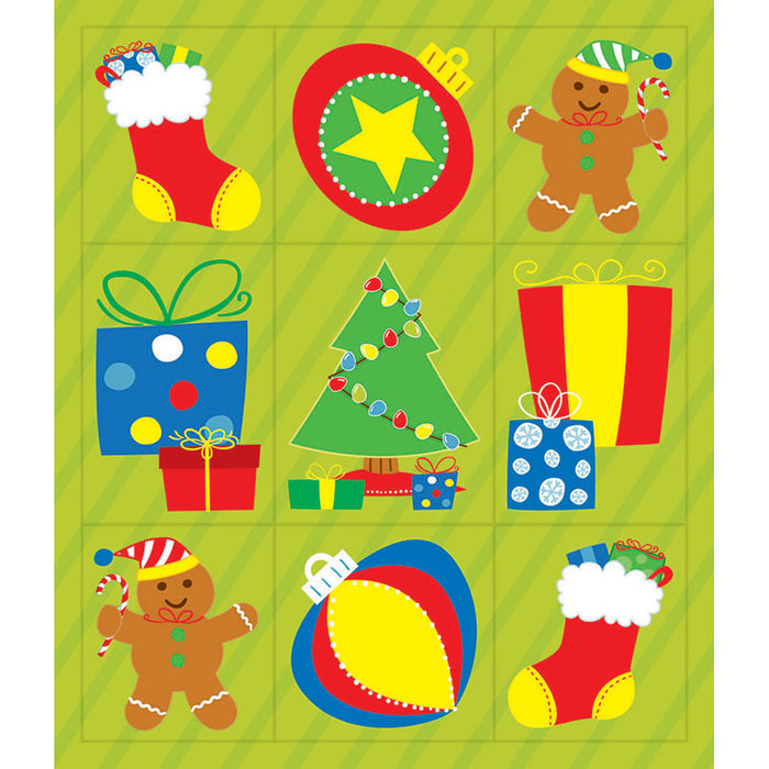 HOLIDAY STICKERS GRADES PK-5