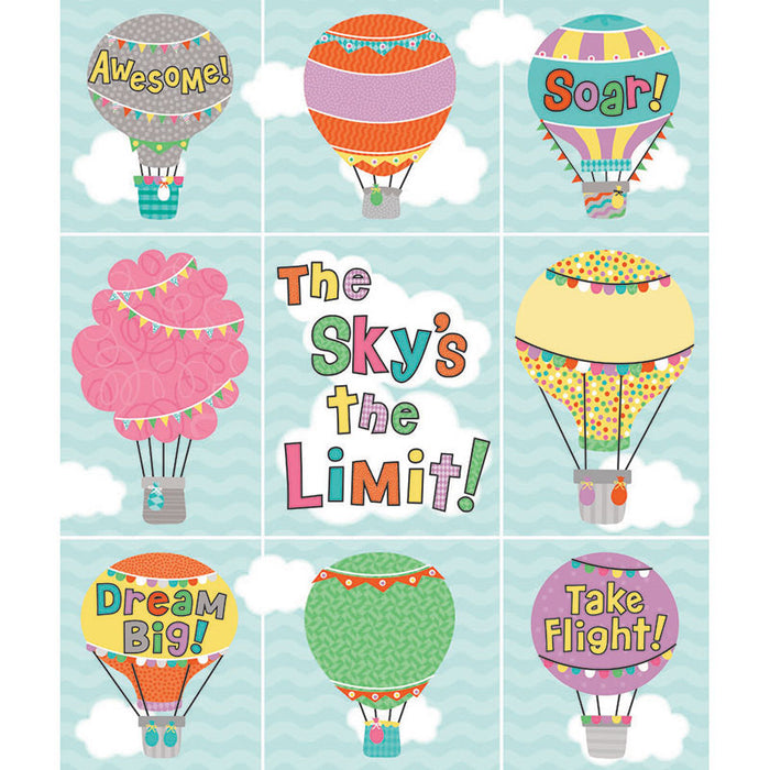 UP AND AWAY PRIZE STICKERS GR PK-5