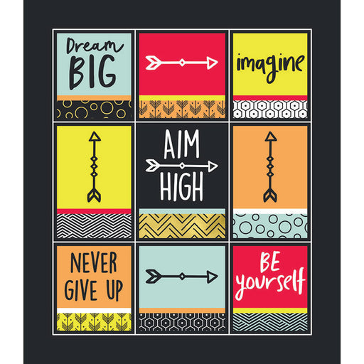 AIM HIGH PRIZE STICKERS GR PK-5
