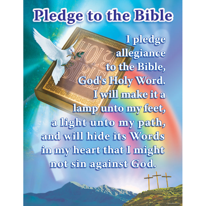 Pledge To The Bible - Supplies by Teachers