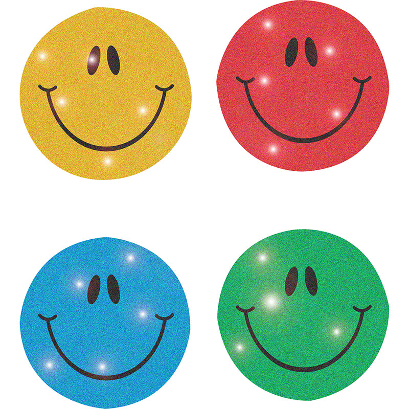 DAZZLE CHART SEALS SMILEY 440/PK