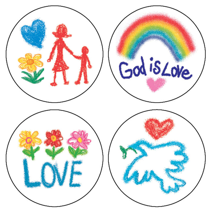 Faith Stickers