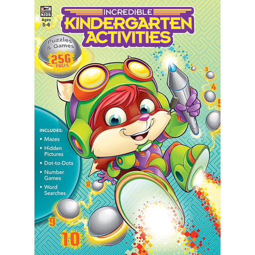 Incredible Kindergarten Activities