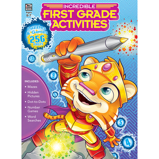 Incredible First Grade Activities