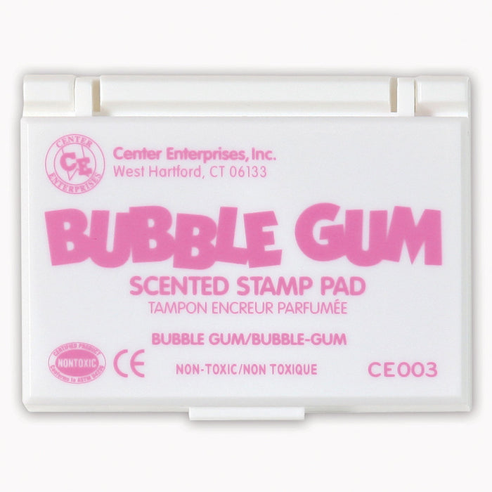 STAMP PAD SCENTED BUBBLE GUM PINK - Supplies by Teachers