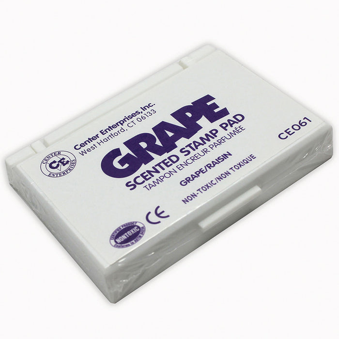 STAMP PAD SCENTED GRAPE PURPLE - Supplies by Teachers