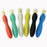 Ready2learn Easy Grip Paint Brushes Six No18 Brushes In 6 Colors - Supplies by Teachers