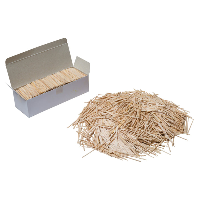 Toothpicks 2500 Pieces Flat - Supplies by Teachers